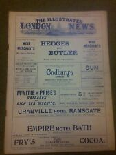 RARE ORIGINAL THE ILLUSTRATED LONDON NEWS 1901