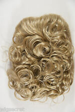 8n Long Layered Drawstring in Blonde Brunette Red Wavy / Curly Hair Pieces