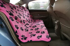 Pink Car Seat Protector for pets