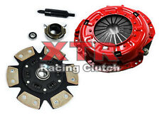 XTR STAGE 3 CERAMIC CLUTCH KIT 1989-1995 TOYOTA 4RUNNER PICKUP 2.4L 22R 22RE