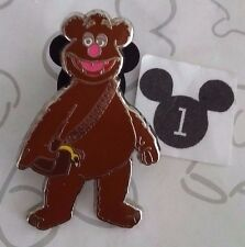 Fozzie Bear as Chewbacca Star Wars Muppets Mystery Disney Pin Buy 2 Save $