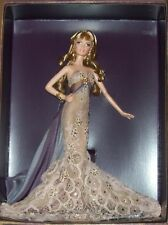 Fashion Dolls Direct Exclusive Christabelle Barbie MIMB Tissued Box Gold Label