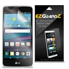 3X EZguardz LCD Screen Protector Skin HD 3X For LG Phoenix 2