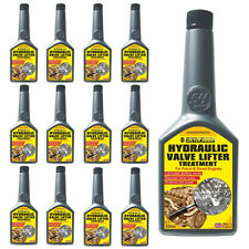 12 x HYDRAULIC VALVE LIFTER TREATMENT OIL ADDITIVE 325ml PETROL & DIESEL ENGINES