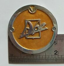 BADGE VESPA APE VIGANO PLACCA VINTAGE CLASS PLAKETTE GS 150 160 FOR SALE