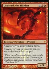 Urabrask the hidden foil | nm | New phyrexia | Magic mtg