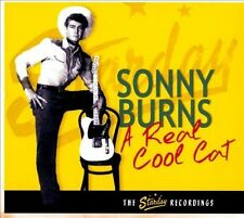 A Real Cool Cat by Sonny Burns *New CD*
