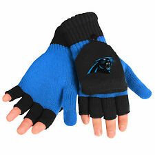 Carolina Panthers Official NFL Glove Flip Top by Forever Collectibles 489184