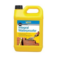 EVERBUILD 202 INTEGRAL LIQUID WATERPROOFER 25L ADDITIVE WATER PROTECTION 25LTR