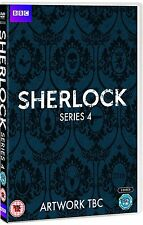 Sherlock - Series 4 [2 DVDs] *NEU* Staffel Season Vier DVD