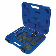 Pneumatic Brake Caliper Rewind Tool Kit - Laser 3991 - 15 Adapters in Carry Case