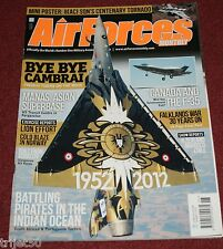 Air Forces Monthly 2012 June Falklands,RAF C-130,Chinook,Portugese Lynx,Slovenia