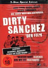Dirty Sanchez - Der Film , 2 Disc Special Edition , NEU und verschweißt