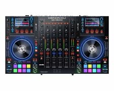 Denon MCX8000 DJ Controller w/ Built in 4-Channel Mixer & Serato DJ Software
