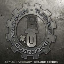 Bachmanturner Overdrive: 40th Ann.(Ltd.Deluxe) von Bachman-Turner Overdrive...