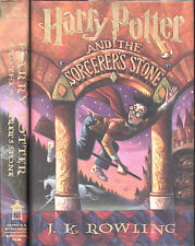 Harry Potter and the Sorcerer's Stone J.K. Rowling HC First Edition/Printing