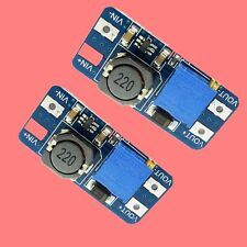 2pcs MT3608 2v-24v DC-DC Step Up Power Apply Module Booster Power Module