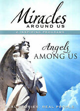 Miracles Around Us: Volume Four - Angels Among Us, New DVD, Various, Various