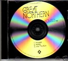 (291G) Great Northern, Houses - DJ CD