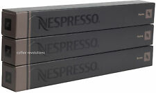 30 NOUVELLES CAPSULES NESPRESSO ROMA gousses Intenso gamme UK