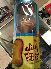 VINTAGE RARE REN & STIMPY JIMMY THE IDIOT FUTURE SPACE DOLL ROCKETSHIP SPUMCO