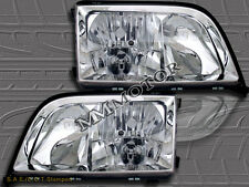1992-1999 MERCEDES BENZ W140 S-CLASS S320/S350/S420/S500/S600 CHROME HEADLIGHTS