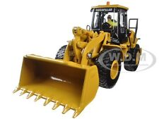 CAT CATERPILLAR 950H WHEEL LOADER WITH OPERATOR 1/50 BY DIECAST MASTERS 85196