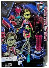 Monster High Exclusive Iris Clops I Heart Fashion Doll New in Box! Retired CDK73