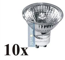 10x Müller-Licht Halogenreflektor Alureflektor GU10 50W 40° 650cd 16945 NEU OVP