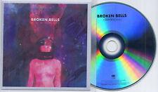 BROKEN BELLS Control 2014 UK 1-track promo test CD