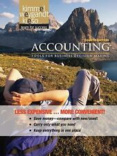 Accounting : Tools for Business Decision Making by Paul D. Kimmel (2010,...
