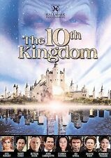 The 10th Kingdom (DVD, 2002, 2-Disc Set, Sensormatic) VERY GOOD