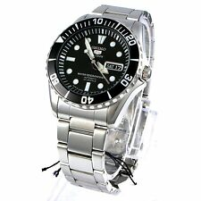 NEW Seiko Men's SNZF17J 5 Sports Automatic Stainless Steel Watch Made in Japan