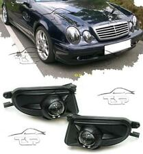 FOG LIGHTS PROJECTOR FOR MERCEDES SLK R170 CLK W208 W210 CLASS E NEW FANALE H3