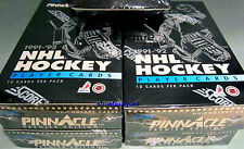 1991-92 PINNACLE NHL Hockey, Factory Sealed HOBBY BOX