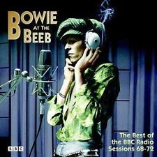 BOWIE AT THE BEEB: THE BEST OF THE BBC RADIO SESSIONS 68-72 (NEW CD)