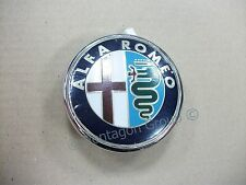 New Genuine Alfa Romeo Brera Spider Boot Badge Emblem Release Switch 50517364
