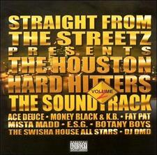 Straight From the Streets: Straight From Streets Presents Houston Hard Explicit