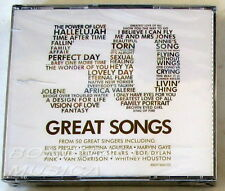 VARIOUS ARTISTS - 50 GREAT SONGS - 3 CD Sigillato