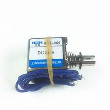 12V Pull Hold/Release 3-5mm Stroke 1Kg Force Electromagnet Solenoid Actuator