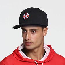 Resident Evil Umbrella Corporation Berretto baseball Ricamo Cappello cosplay