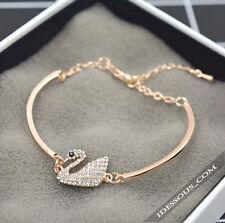 18K Gold Armband Armreif Echt Schmuck Schwarn Armkette Damen Bracelet FERANI