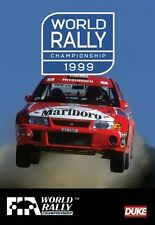 World Rally Championship - Review 1999 (New DVD) FIA WRC Sainz Makinen McRae