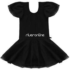 Kids Girls Leotard Ballet/Dance/Gymnastic Tutu Skirt Ballerina Dress Dancewear