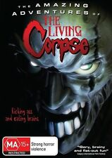 The Amazing Adventures Of The Living Corpse (DVD, 2013) - New - Region 4