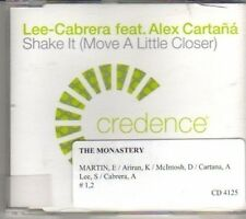 (CL503) Lee-Cabera ft Alex Cartana, Shake It - 2003 CD