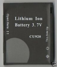 LOT 10 NEW BATTERY FOR LG CU920 Vu CU915 TV 3G AT&T