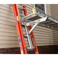 Werner AC10-20-03 ( 3 Rung) Aluminum Ladder Jacks for Stages