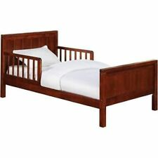 Boys Girls Toddler Bed Childrens Bedroom Furniture Wood Free Shipping