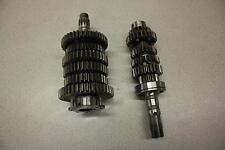 2007 SUZUKI GSX R 750 TRANSMISSION GEAR BOX GEARS SHAFTS OEM GSXR750 GSXR 07